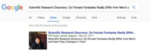 Google-News-=-scientific-research on female sexual fantasies