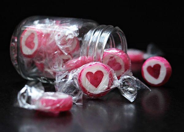 Sweet-Heart Jar